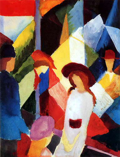 August Macke - Showcase