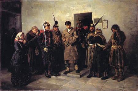Wladimir Jegorowitsch Makowski - Der Verurteilte