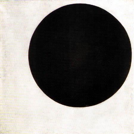 Kazimir Severinovich Malevich - Black Circle