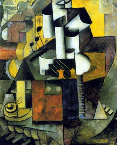Kazimir Severinovich Malevich - Musical Instrument