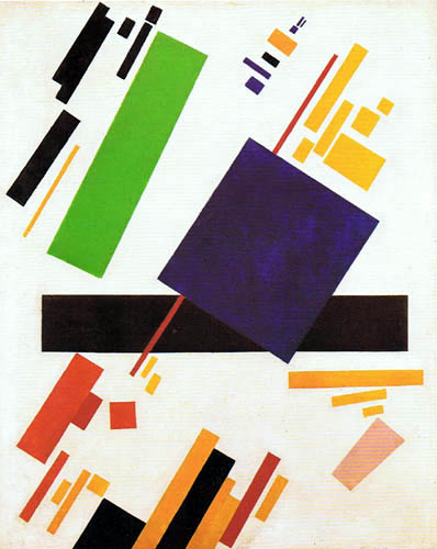 Kazimir Severinovich Malevich - Suprem