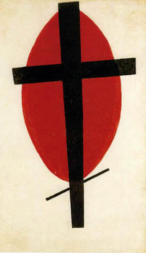Kazimir Severinovich Malevich - Black Cross