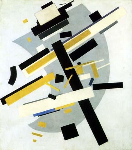 Kazimir Severinovich Malevich - Suprem No 58