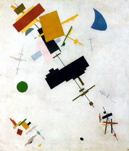 Kazimir Severinovich Malevich - Suprem No 56