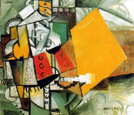 Kazimir Severinovich Malevich - The Guard
