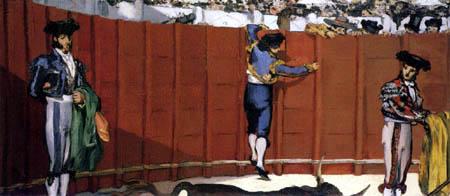 Edouard Manet - Bullfight