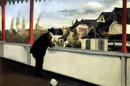 Edouard Manet - Oloron-Sainte-Marie