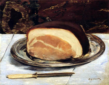 Edouard Manet - Der Schinken
