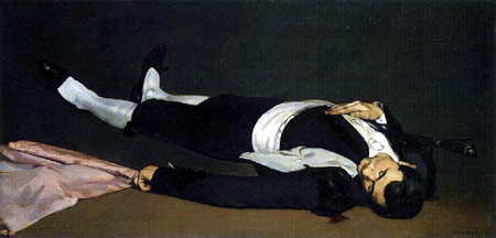 Edouard Manet - Der tote Torrero
