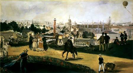Edouard Manet - The world exhibition of 1867