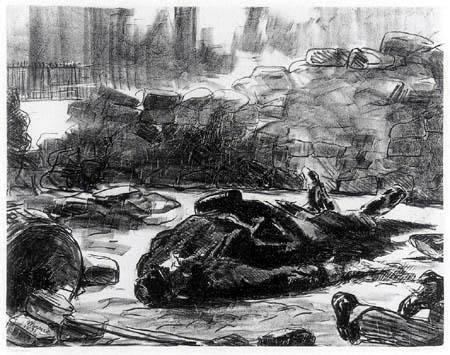 Edouard Manet - Der Bürgerkrieg