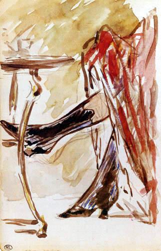 Edouard Manet - Im Garten