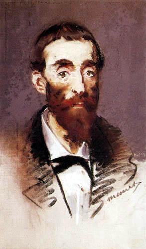 Edouard Manet - Jean de Cabanas, genannt Cabaner