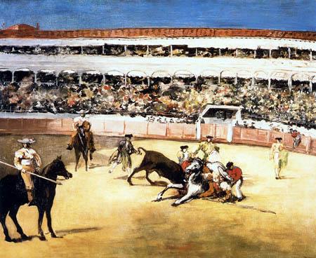 Edouard Manet - Stierkampf