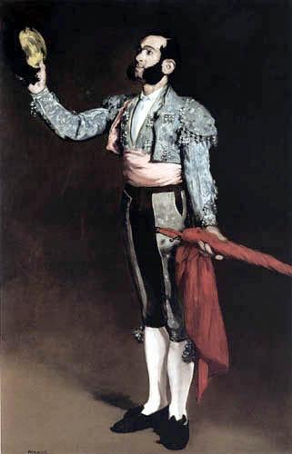 Edouard Manet - Ein Matador