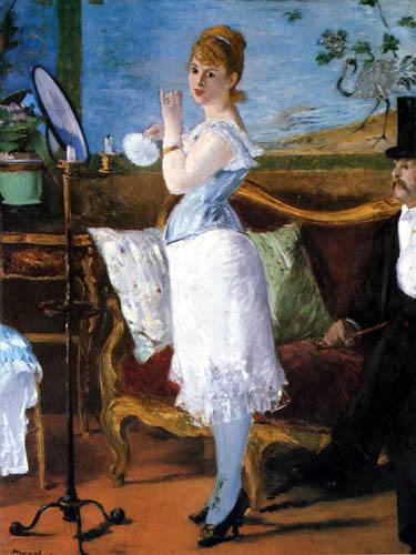 Edouard Manet - Nàna