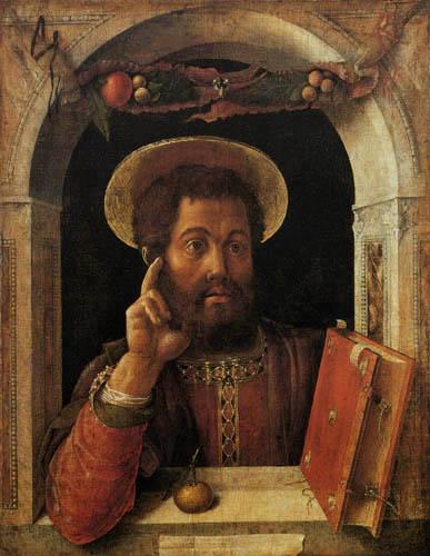 Andrea Mantegna - Der hl. Markus