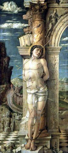 Andrea Mantegna - St. Sebastian