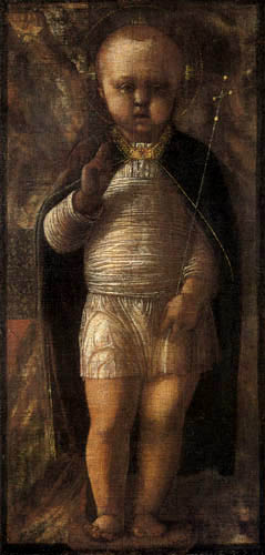 Andrea Mantegna - Jesus Child