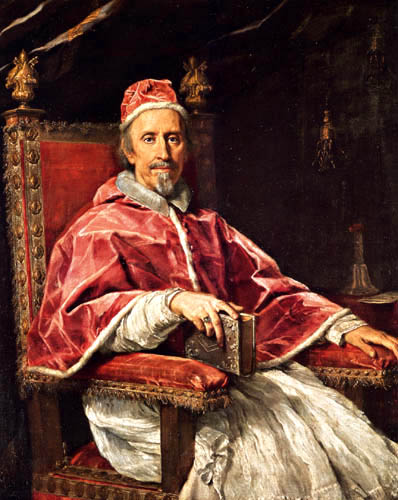 Carlo Maratta - Clemens IX Rospigliosi