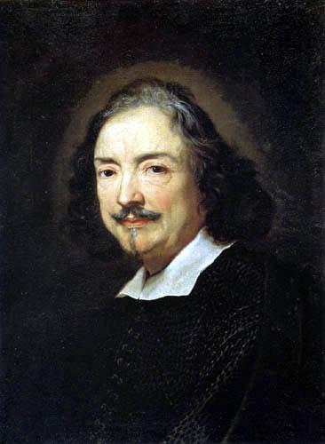 Carlo Maratta - Portrait of Andrea Sacchi