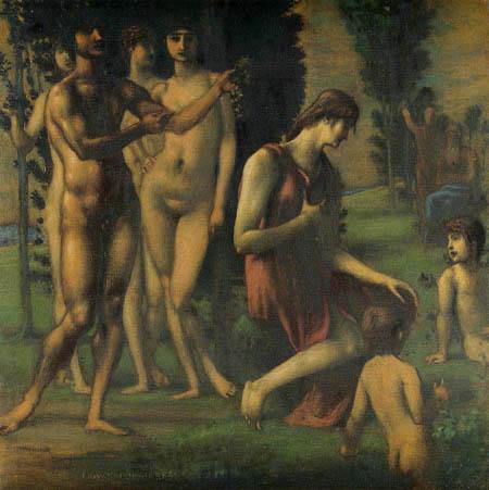 Hans von Marées - Lob der Bescheidenheit