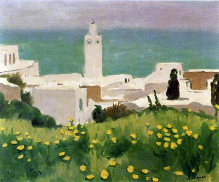 Albert Marquet - View at Sidi Bou Said