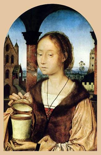 Quentin Massys - St. Maria Magdalena
