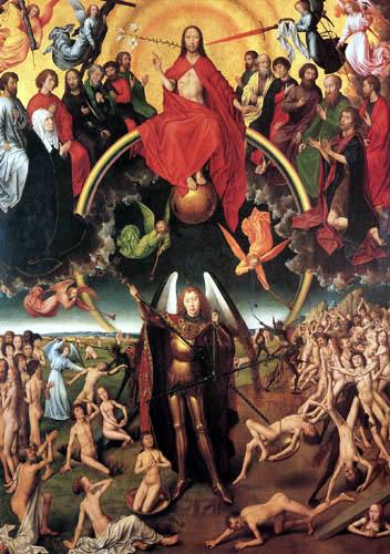 Hans Memling - Last Judgement