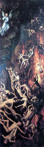 Hans Memling - Last Judgement