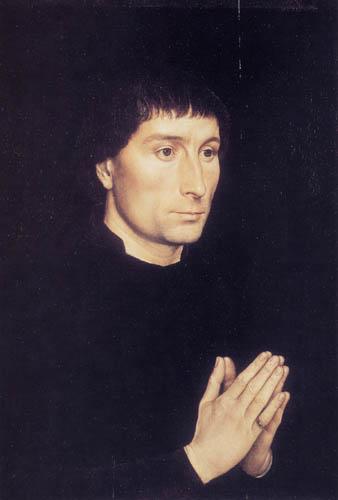 Hans Memling - Portrait of Tommaso Portinari