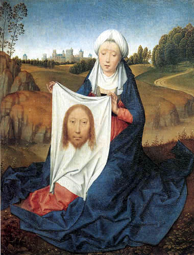 Hans Memling - Saint Veronica
