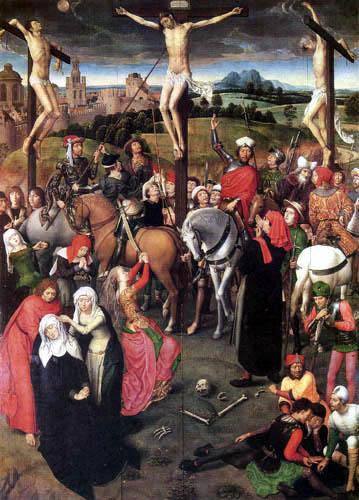 Hans Memling - Crucifixion