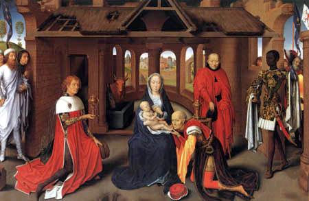 Hans Memling - Adoration of the Kings