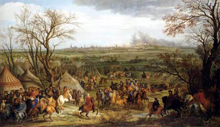 Adam Frans van der Meulen - The King´s Army of Cambrai