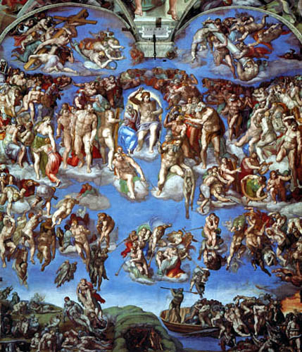 Michelangelo - Last Judgement