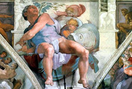 Michelangelo - Jonas