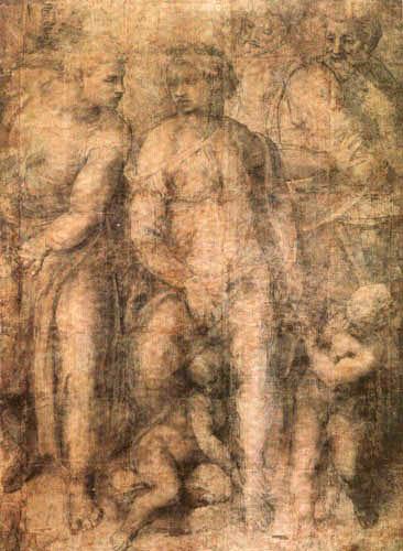 Michelangelo - Epiphany