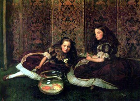 Sir John Everett Millais - Mußestunden