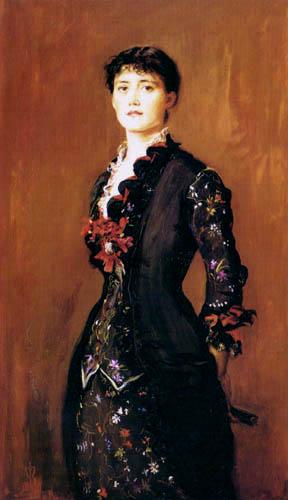 Sir John Everett Millais - Louise Jopling