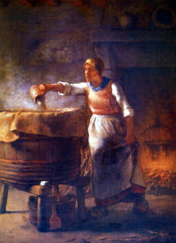 Jean-François Millet - Washer-women