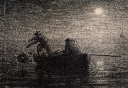 Jean-François Millet - Fishermen