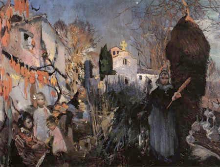 Joaquim Mir i Trinxet - Can Gàllecs