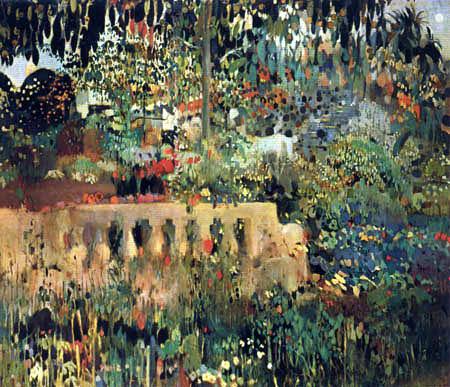 Joaquim Mir Trinxet - La balustrade