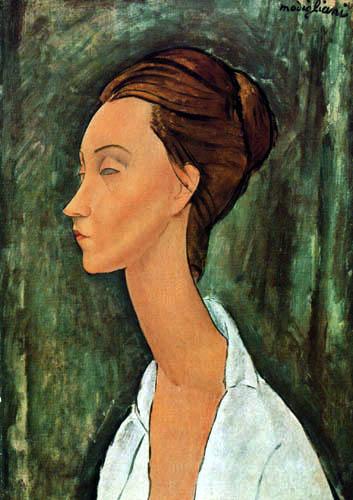 Amedeo Modigliani - Lunia Czechowska