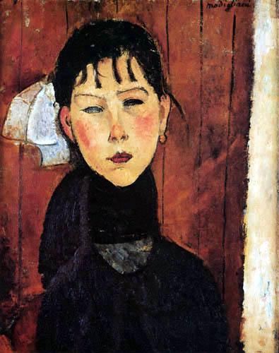 Amedeo Modigliani - Marie
