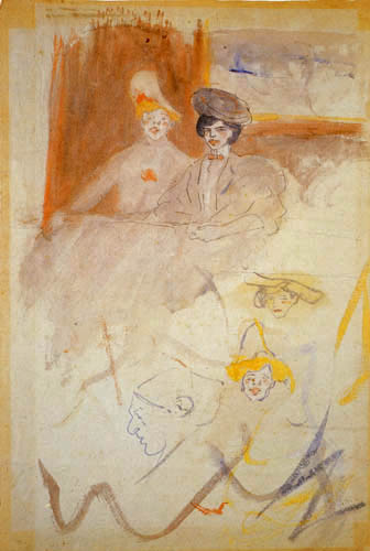 Amedeo Modigliani - Frauen und Kopfstudien