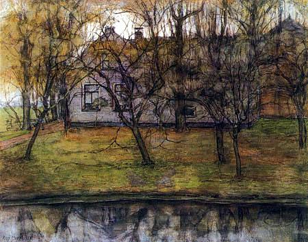Piet Mondrian - Bauernhof
