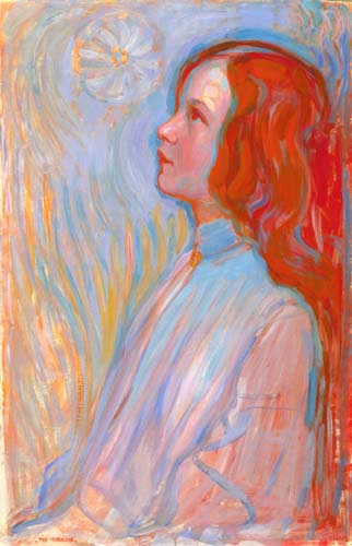 Piet Mondrian - Andacht