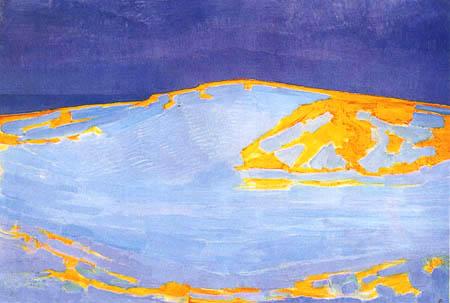 Piet Mondrian - Düne im Sommer in Zeeland